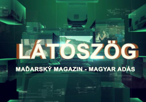Spravodajský mesačník v maďarskom jazyku.